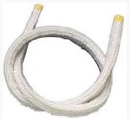 Шнур уплотнительный для дверей котла и печи термостойкий круглый 15мм (Керамический)