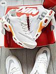 Чоловічі кросівки Nike Air Max Tn (білі) 297PL, фото 5