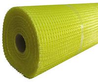 Штукатурная сетка ГАП желтая 5х5мм 160г (50м2)