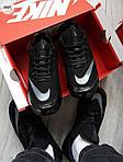 Мужские кроссовки Nike Air Max Tn (черные) 296PL, фото 5