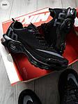 Чоловічі кросівки Nike Air Max Tn (чорні) 296PL, фото 3