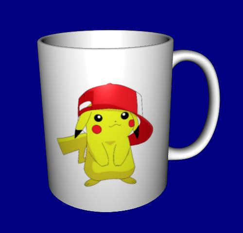 Кружка / чашка аниме Покемон