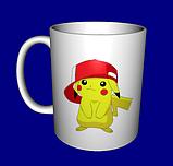 Кружка / чашка аниме Покемон, фото 3