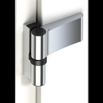 Петля (завіса) дверна Wala AXL 21-27мм для ПВХ на 160 кг