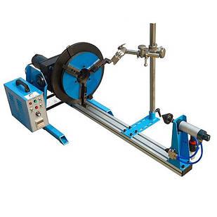 Зварювальний позиціонер HD-100 CT Вантажопідйомність 100 кг Вага 42 кг