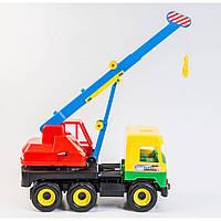 """Детская игрушечная машинка Автокран"""" City Truck """" для мальчика"""
