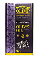 Оливковое масло EXTRA VIRGIN OLIVE OIL Crystal 5 л.