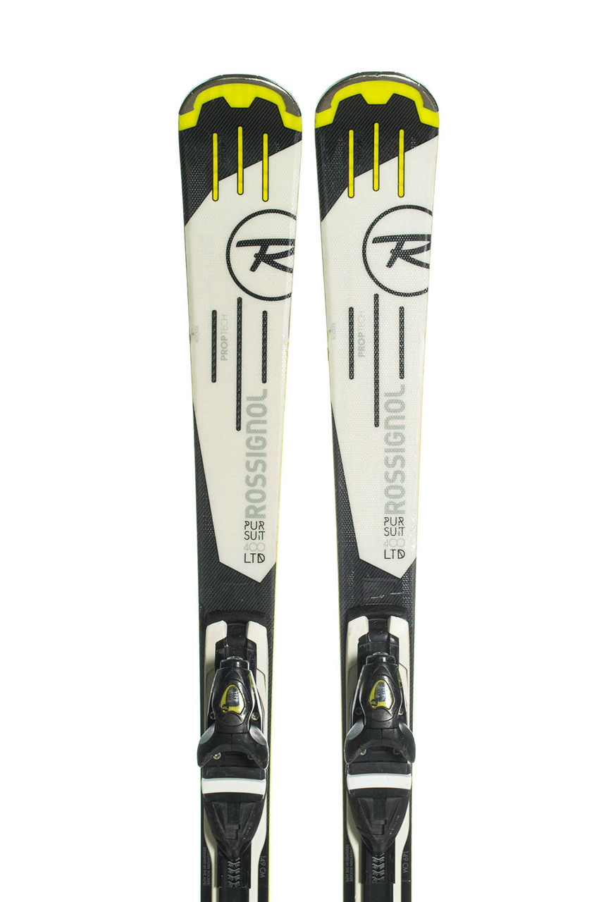 Лыжи горные Rossignol P400 149 Black-White Б / У