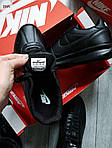 Чоловічі кросівки Nike Cortez (чорні) 291PL, фото 7