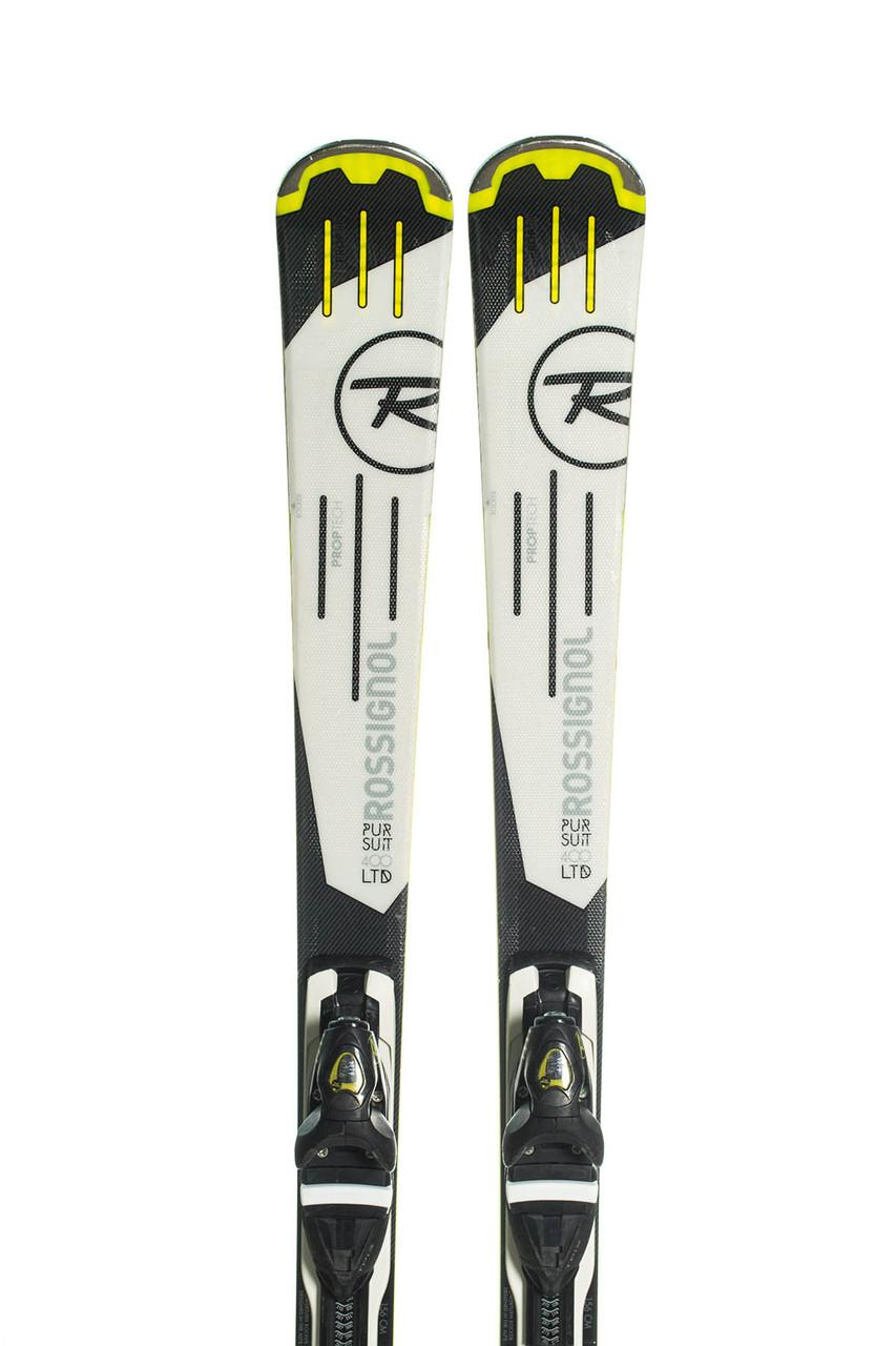 Лыжи горные Rossignol P400 156 Black-White Б / У