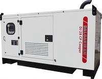 Дизельный генератор DALGAKIRAN DJ 91CP COOPER