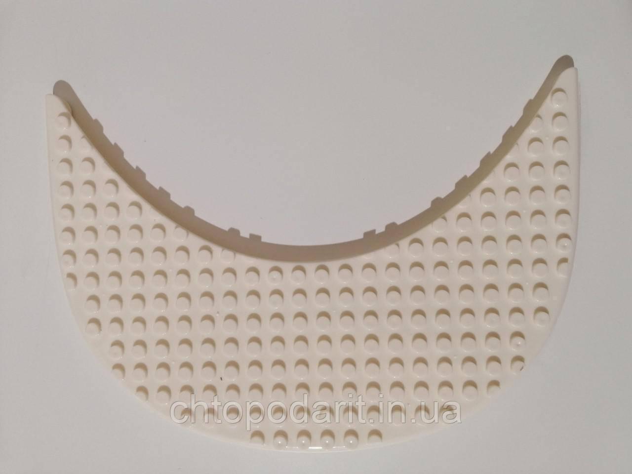 Козырьки для кепки Legoboom белый Код 30-001