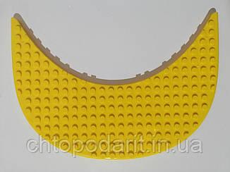 Козырьки для кепки Legoboom желтый Код 30-004