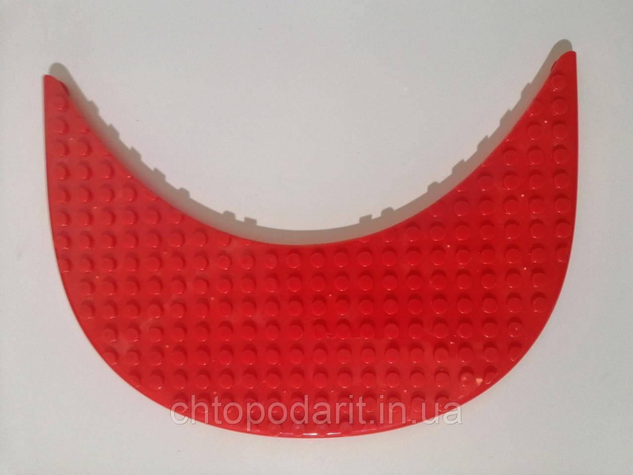 Козырьки для кепки Legoboom красный Код 30-002