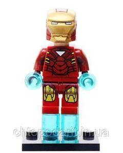 Человечки MARVEL Железный человек Код 90-111