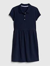 Платье поло на девочку 10-11 лет Gap
