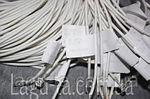 Термопровод d-3мм  H-2.2м. 220в 35вт. ТЕН оттайки AS4351003. Италия, фото 2