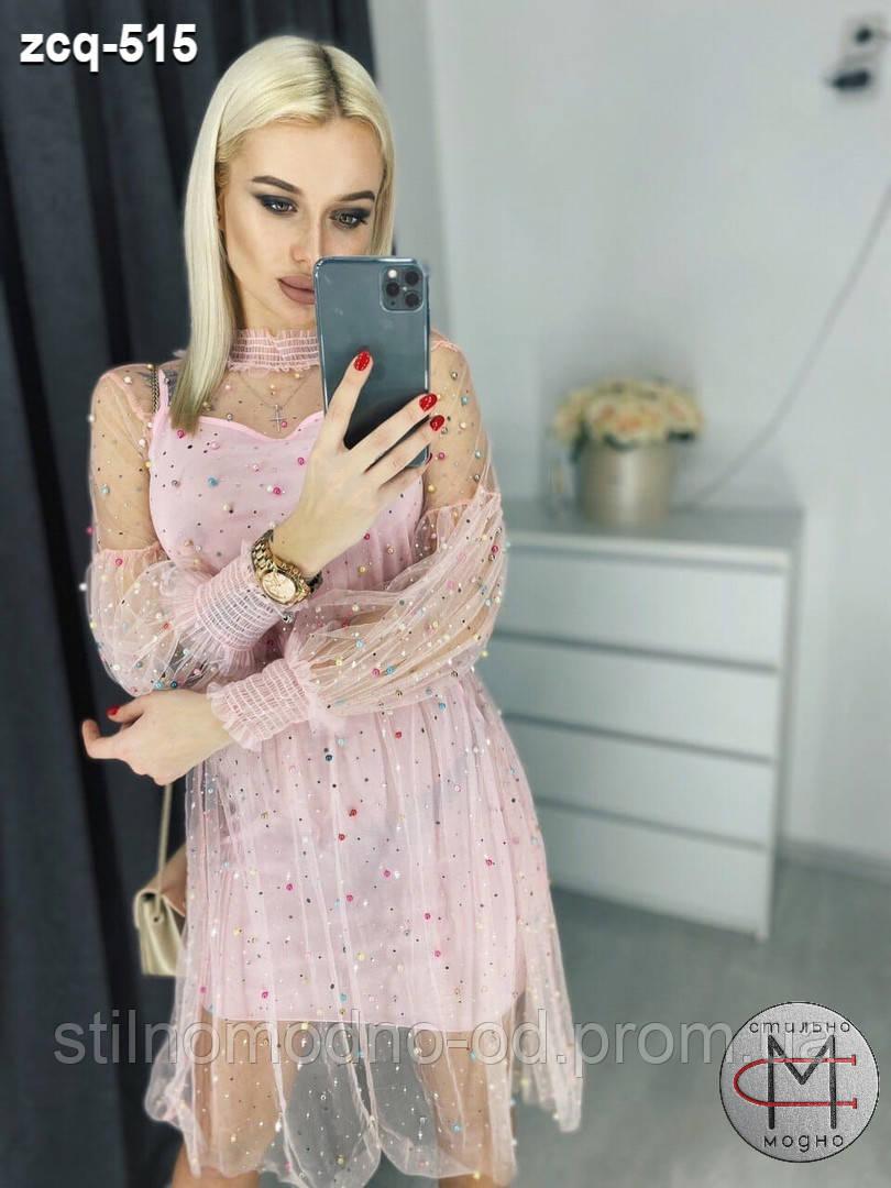 """Жіноче плаття  """"Липа"""" від СтильноМодно"""