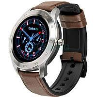 Smart Watch Gelius Pro GP-L3 (URBAN WAVE 2020) (IP68) Silver/Dark Brown, фото 1