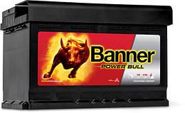 Banner 6СТ-72 Power Bull P7209 Автомобильный аккумулятор