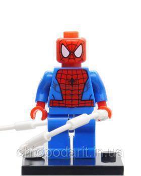 Человечки MARVEL Человек паук Код 90-108