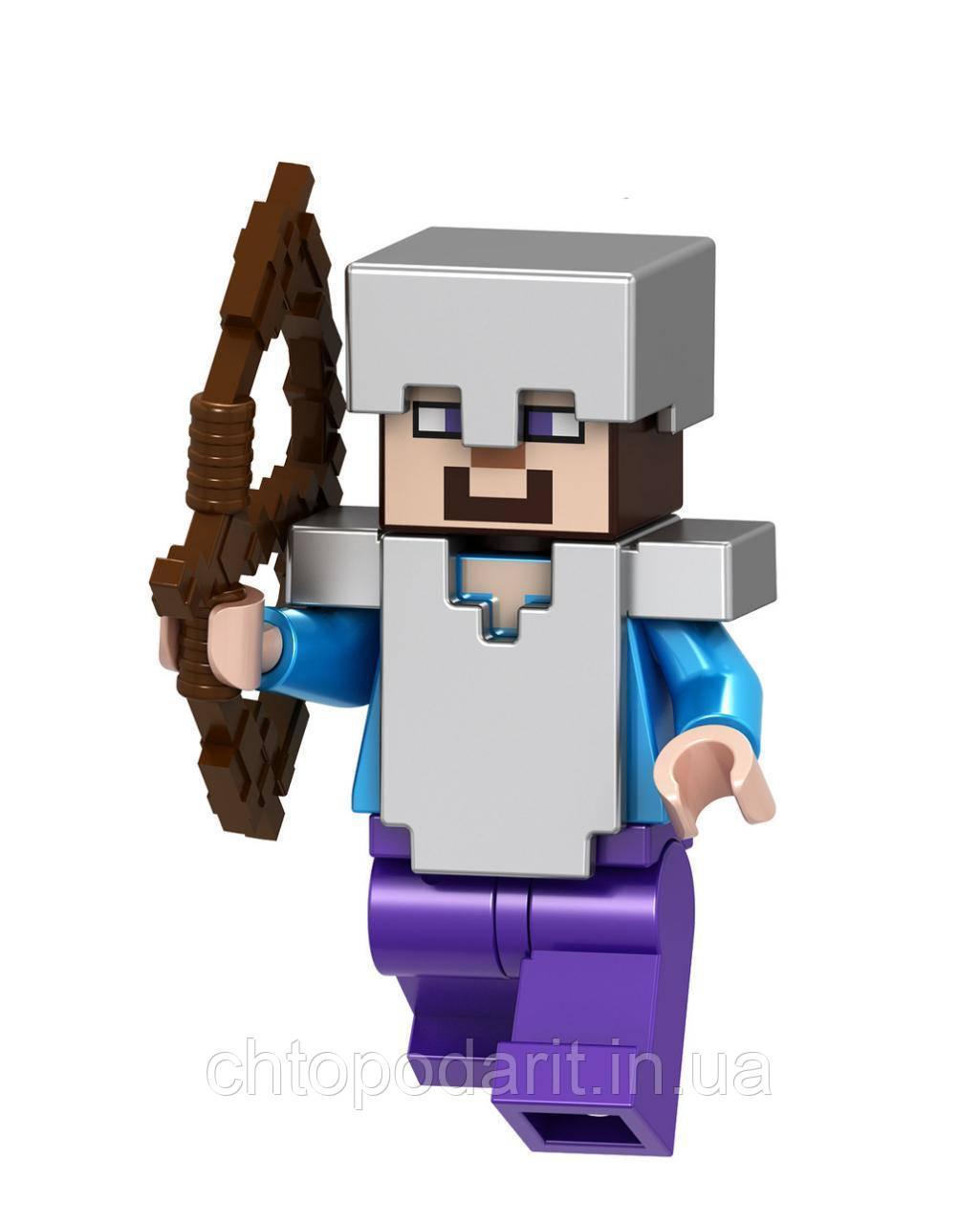 Человечки Minecraft Стив Код 90-101
