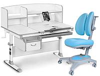 Комплект Evo-kids Evo-50 G Grey (арт. Evo-50 G + кресло Y-115 KBL)