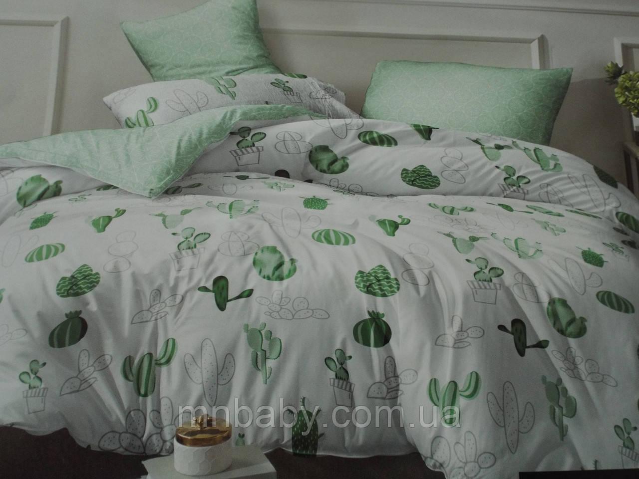 """Комплект постельного белья """"Кактусы"""""""