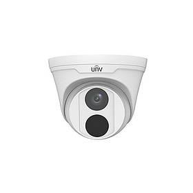 Uniview IPC3612LR3-PF40-D мережева Купольна відеокамера 2Мп