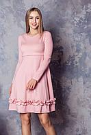 Нарядное женское платье для кормящих и беременных  42-48р