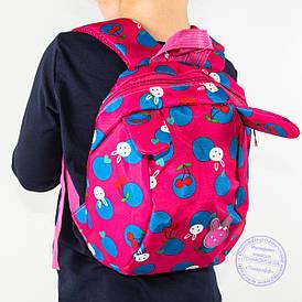 Дитячий рюкзак для дівчаток - малиновий - 130
