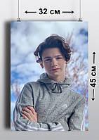 Плакат А3, Пейтон Мурмиер 1