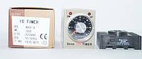30 секунд Реле времени AH3-3 AC 220V, фото 1
