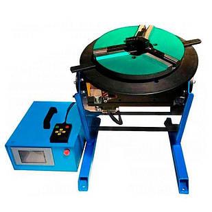 Зварювальний позиціонер HDNC-300 Вантажопідйомність 300 кг Вага 102 кг