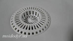 Фільтр сміттєзбірник для сифона 80 мм, пластик (Італія)