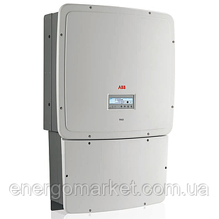 Сетевой инвертор ABB TRIO-27.6-TL-OUTD (27.6 кВт)