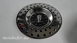 Сітка сміттєзбірник для сифона, метал 80 мм (Італія)