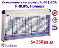 Уничтожитель насекомых KL-40 3х18W Philips, Польша, фото 1