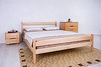 Односпальная кровать из бука Лика ТМ Олимп