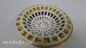 Фильтр мусоросборник для сифона 70 мм, пластик (Италия)
