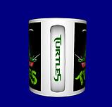 Кружка / чашка Черепашки-Ниндзя, фото 2