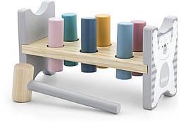 Іграшка стучалка Забий гвоздик PolarB Viga toys (44009)