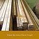 Вагонка Евро Липа сорт 1 Длина 2,0-3,0, фото 2