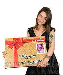 «Картина по номерам» — отличный подарок на день святого Валентина (14 февраля), 8 марта!!!