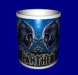 Кружка / чашка Черная Пантера, фото 3