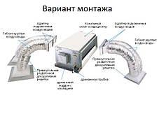 Канальний кондиціонер IdeaPro Inverter ITB-18HR-PA6-DN1, фото 3