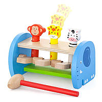 Іграшка стучалка Сафарі Viga toys (50683)