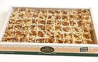 """Восточные сладости рахат-лукум """"Квадрат с арахисом со вкусом ванили"""" Amanti, Украина, 2 кг., фото 1"""