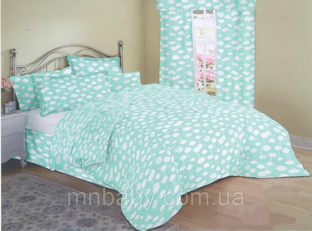 Комплект постельного белья Тучки