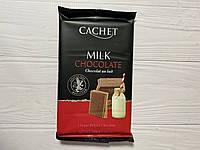 Бельгийский шоколад Cachet ( кашет ) молочний 32% какао